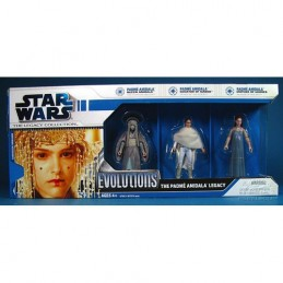 SW Evolutions pack The Padmé Amidala Legacy