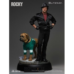 Rocky II statue 1/4 Hybrid...