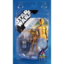 SW Mc Quarrie Celebration Europe Exclusive R2-D2 & C-3PO