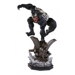 Marvel Comics statue...