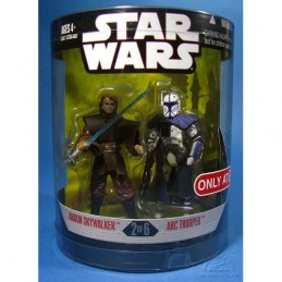 SW Order 66 2 of 6 Anakin Skywalker & Arc trooper