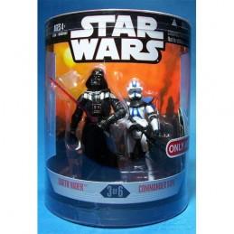 SW Order 66 3 of 6 Darth Vader & Commander Bow