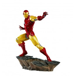 Avengers Assemble statue...