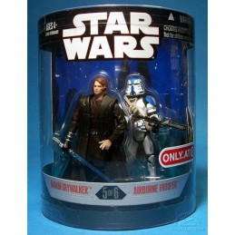 SW Order 66 5 of 6 Anakin Skywalker & Airborne trooper