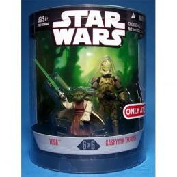 SW Order 66 6 of 6 Yoda & Kashyyyk trooper