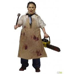 The Texas Chainsaw Massacre...
