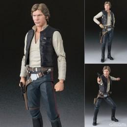 Star Wars S.H. Figuarts Han...