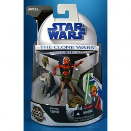 SW The Clone Wars Ashoka Tano