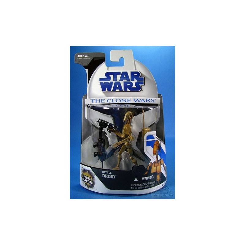 SW The Clone Wars Battle droid