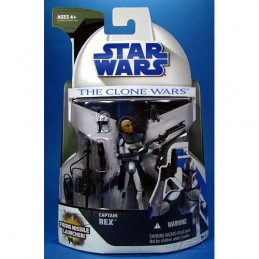 SW The Clone Wars Captain Rex