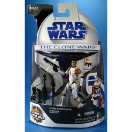 SW The Clone Wars Clone commander Cody