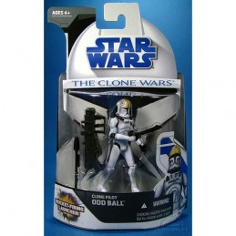 SW The Clone Wars Clone pilot Odd ball