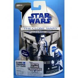 SW The Clone Wars Clone trooper 501st legion