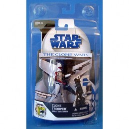 SW The Clone Wars Clone trooper senate security 2008 Comic Con E