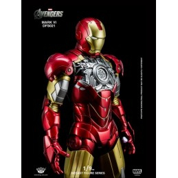 Avengers Iron Man Mark VI...