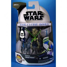 SW The Clone Wars General Grievous