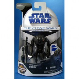 SW The Clone Wars Super battle droid