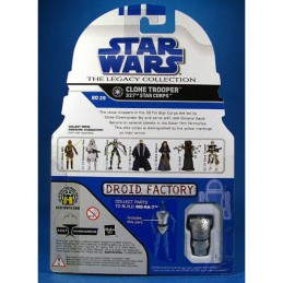 SW The Legacy collection Clone trooper 327th Star Corps
