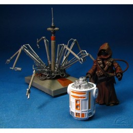SW The Legacy collection Jawa & Wed Treadwell droid
