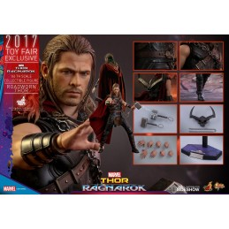 Thor Ragnarok figure Movie...