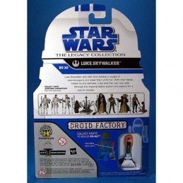 SW The Legacy collection Luke Skywalker in stormtrooper disguise