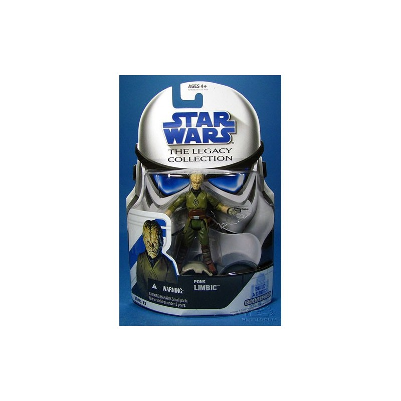 SW The Legacy collection Pons Limbic