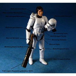 SW The Legacy collection Spacetrooper