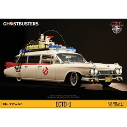 Ghostbusters vehicle 1/6...