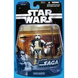 SW The Saga Collection ANH Sandtrooper