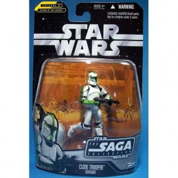 SW The Saga Collection AOTC Clone trooper sergeant