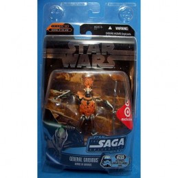 SW The Saga collection General Grievous Demise of Grievous Targe