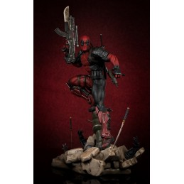 Deadpool 1/6 statue by...