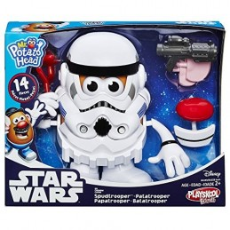Star Wars Mr Potato Head...