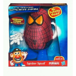 Spider-Man Mr Potato Head...