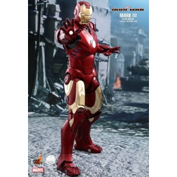 Iron Man figure QS Series...
