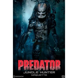 Predator statue Jungle...