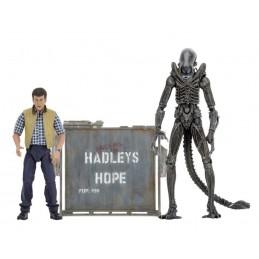 Aliens pack 2 figures...
