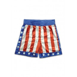 Rocky short Apollo Creed
