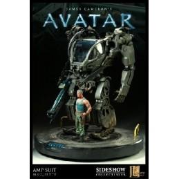 Avatar AMP suit maquette