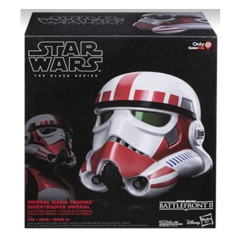 Star Wars the black series Luke Skywalker électronique X-Wing Pilot casque nouveau