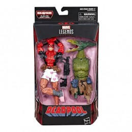 Deadpool Marvel Legends...