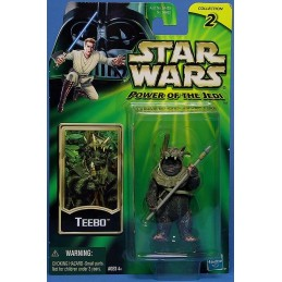 Star Wars POTJ Teebo figure...