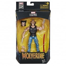 "Marvel Legends 6"" Wolverine..."