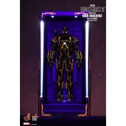 Iron Man 2 Hot Toys Neon...
