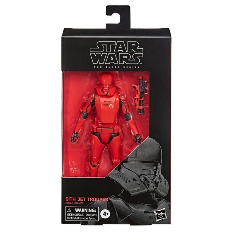 Star Wars Black Series 6 Inch Action Figure Sith Jet Trooper 15 Cm