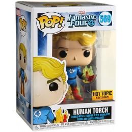 POP! Fantastic Four Human...
