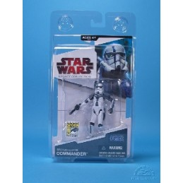 Stormtrooper commander Luke Skywalker 2009 Comic Con Exclusive