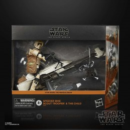 "Star Wars Black series 6""(..."