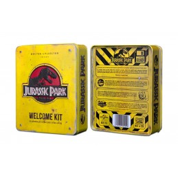 Jurassic Park Welcome Kit...