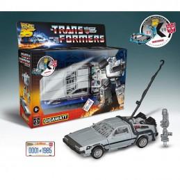 Transformers x Retour vers...